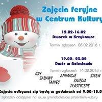 Centrum Kultury W Bolesławiu