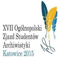 XVII Ogólnopolski Zjazd Studentów Archiwistyki