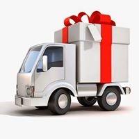 The Gift Box Flower Shoppe.