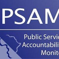Public Service Accountability Monitor - PSAM