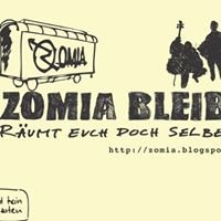 """Bauwagenplatz """"Zomia"""""""