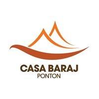 Ponton Casa Baraj