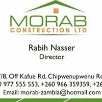 Morab construction Zambia