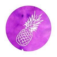 Purple Pineapple