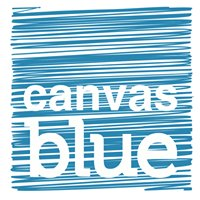Canvas Blue