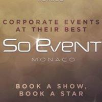 SoEvent Monaco