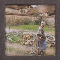 În grădina Bunicii