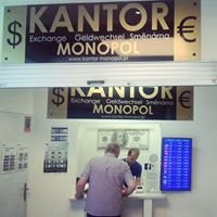 Kantor wymiany walut - Monopol Katowice