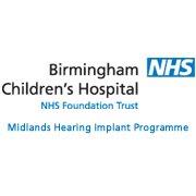 Birmingham Children's Cochlear Implant Programme