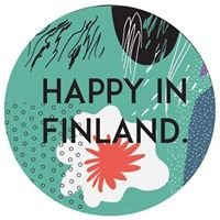 Happy in Finland