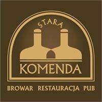 Stara Komenda Browar