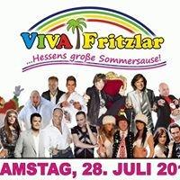 VIVA Fritzlar - Hessens große Sommersause