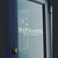 Maple & Pine Restaurant