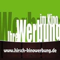 Dieter Hirsch Kinowerbung