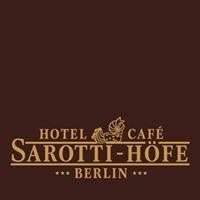 Café Bar Sarotti-Höfe