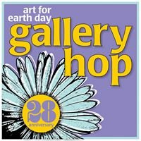 Art for Earth Day Gallery Hop