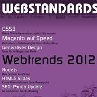 Webstandards-Magazin