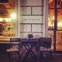 Café der Provinz