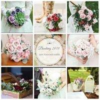 Blooming Heirlooms by Paper Girl