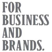 FOR BUSINESS AND BRANDS