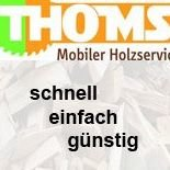 Mobiler Holzservice Thoms