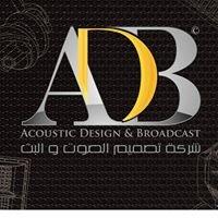 ADB   Acoustic Design and Broadcast