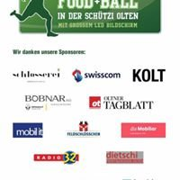 FOOD+BALL - Good Food und WM Public Viewing in der Schützi Olten