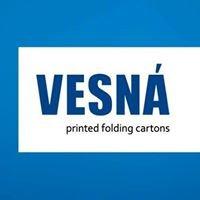 VESNA типография упаковки