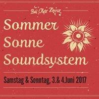 Sommer, Sonne, Soundsystem