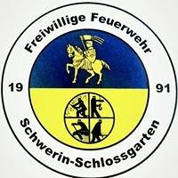 Freiwillige Feuerwehr Schwerin - Schlossgarten