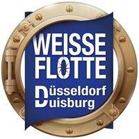 Weisse Flotte Düsseldorf / Duisburg