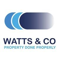 Watts & Co - Property Done Properly