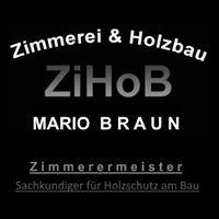 Zimmerei & Holzbau Mario Braun