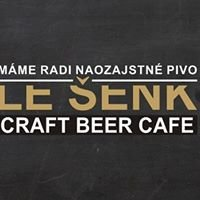 LE ŠENK  craft beer cafe