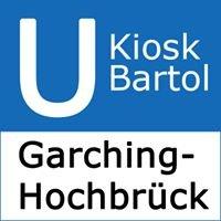 UBahn Kiosk Garching Hochbrück