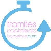 Trámites Nacimiento Barcelona