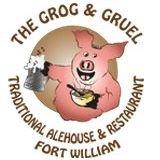 The Grog & Gruel, Traditional Alehouse & Restaurant, Fort William