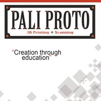 PaliProto 3D Printing & Scanning