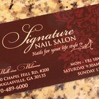 Signature Nails Douglasville GA