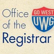 University of West Georgia Registrar's Office