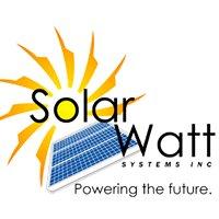 Solar Watt Systems Inc.