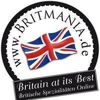 Britmania - Britische Spezialitäten