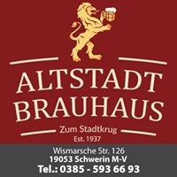 Zum Stadtkrug - Altstadtbrauhaus Schwerin