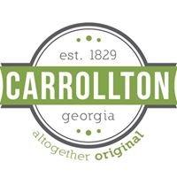 The City of Carrollton, GA