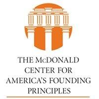 McDonald Center for America's Founding Principles