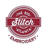 The Big Stitch Embroidery