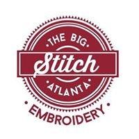 The Big Stitch Embroidery