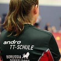 andro Tischtennis-Schule