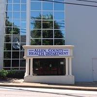 Allen County Health Department