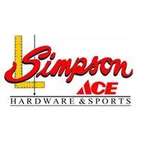 Simpson Hardware and Sports - Wesmark Blvd